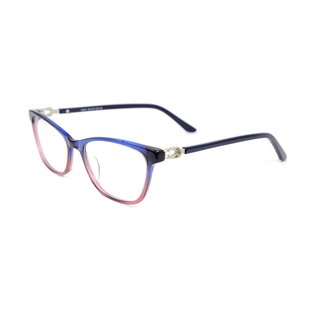 04d2e0580e91 Ready Stock Best Quality Frame Designers Women Glasses Acetate Made in China  - China Glasses for Women