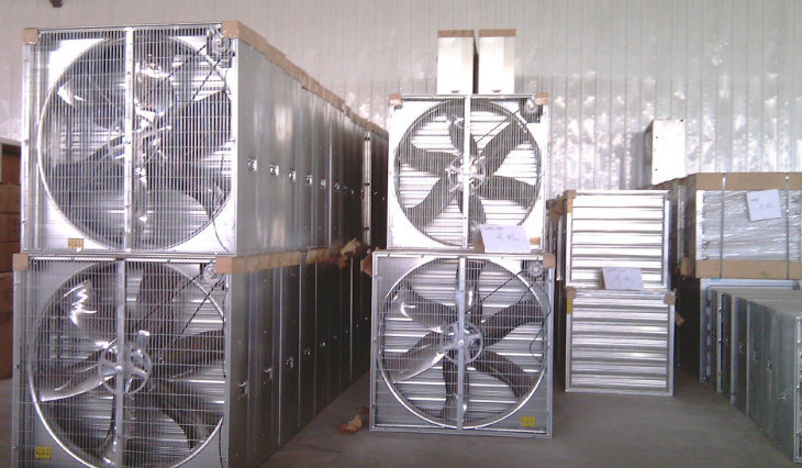 Ventilation/Axial Exhaust Cone/Cooling Farming Exhaust Fan for Poultry Farm/Greenhouse/Pig Farm pictures & photos
