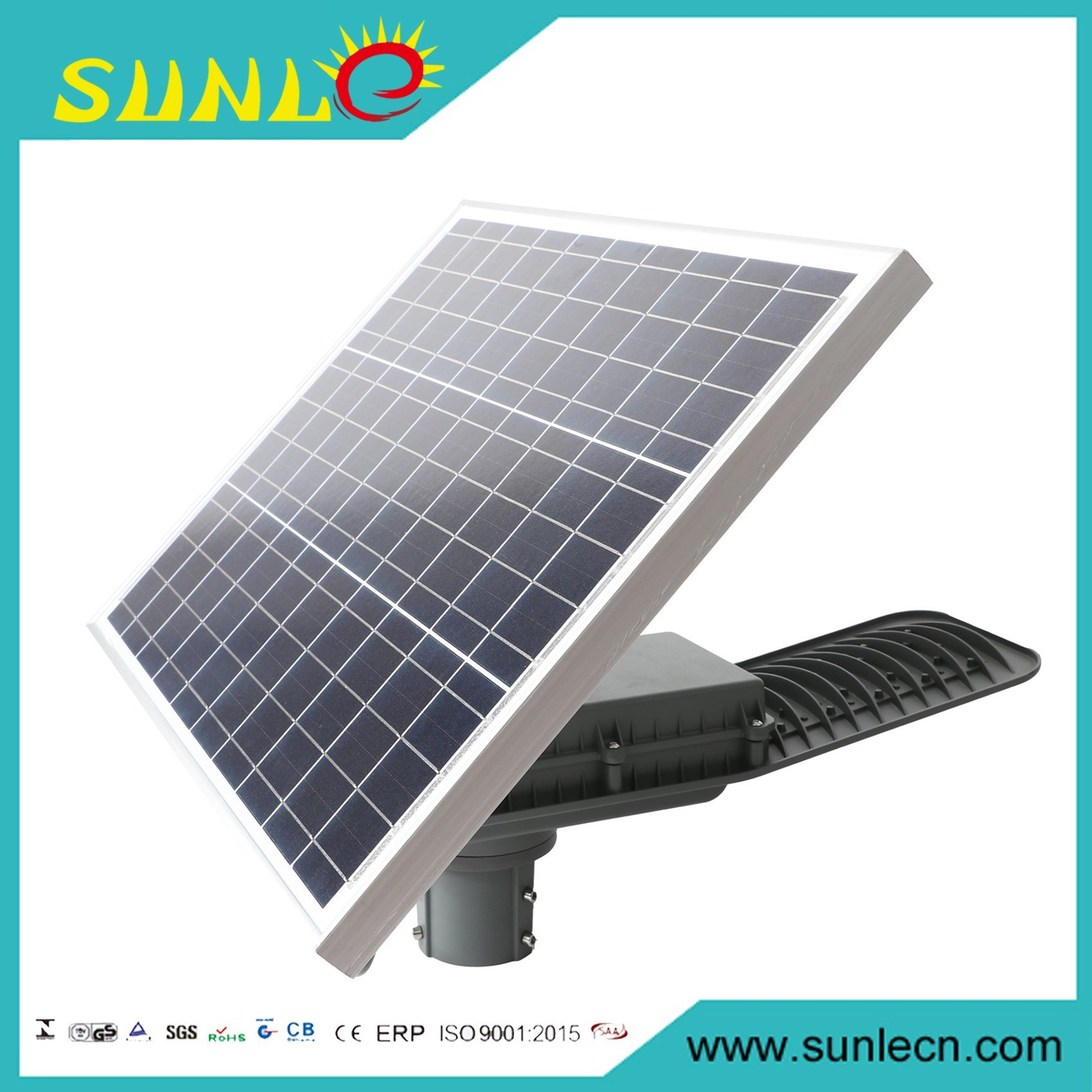 Hot Item 40w Solar Street Light Cost Effective Outdoor Led Slr08