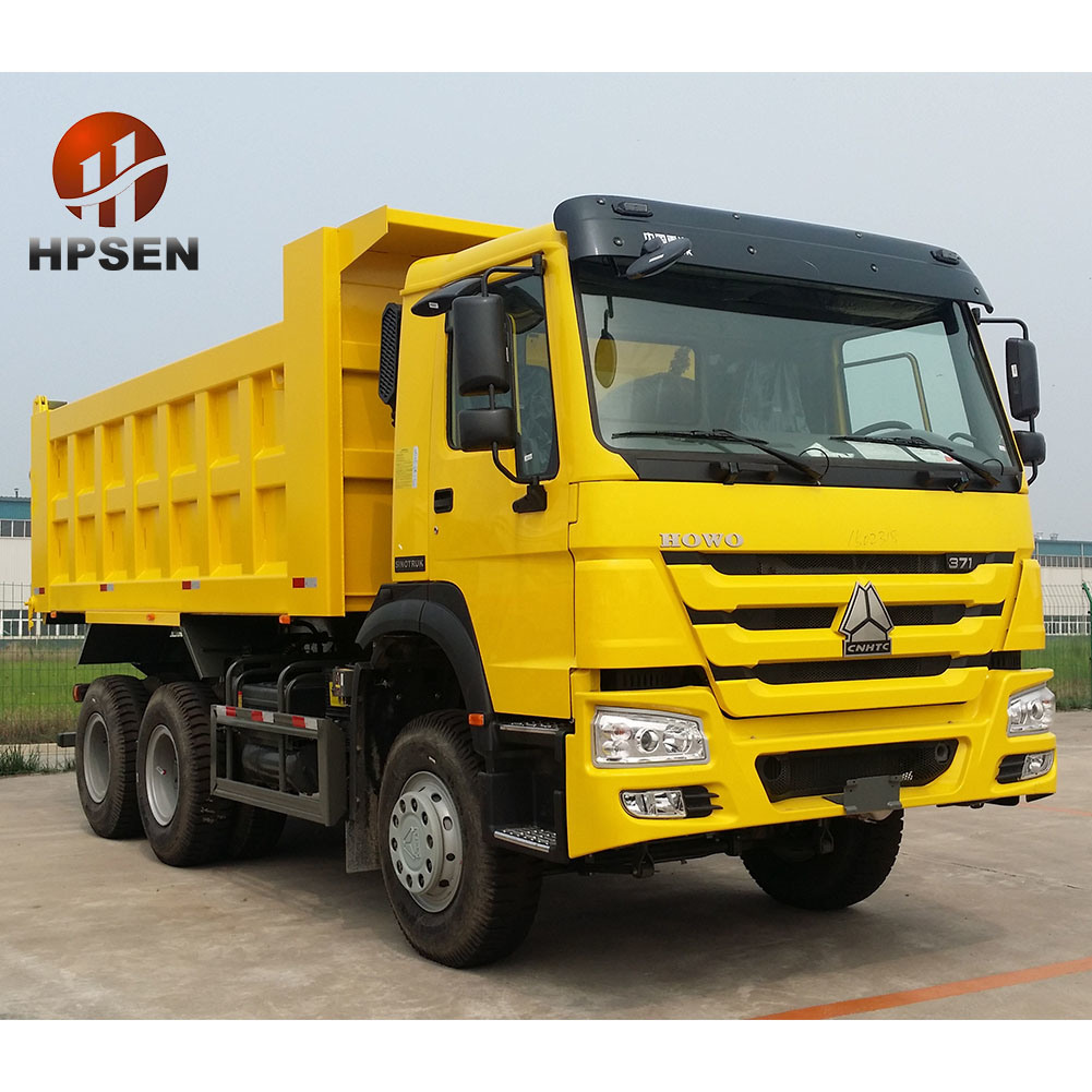 China Howo 20 Cubic Meters New Dump Truck Manufacturers