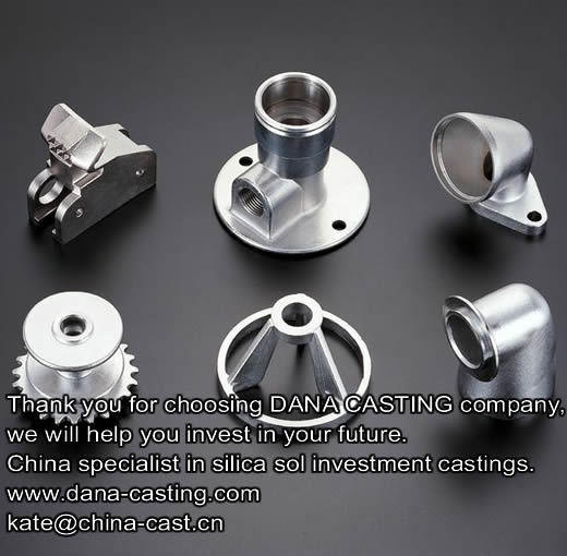 OEM Customized High Quality Precision Stainless Steel Casting