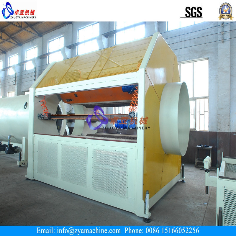 HDPE Pipe Extrusion Machine Line/HDPE Pipe Making Machine Line