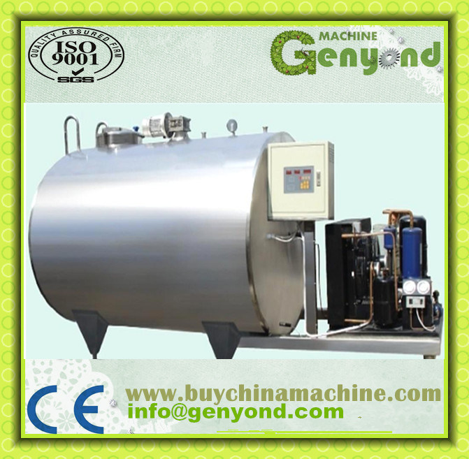 High Quality Stainless Steel Milk Storage Tank pictures & photos