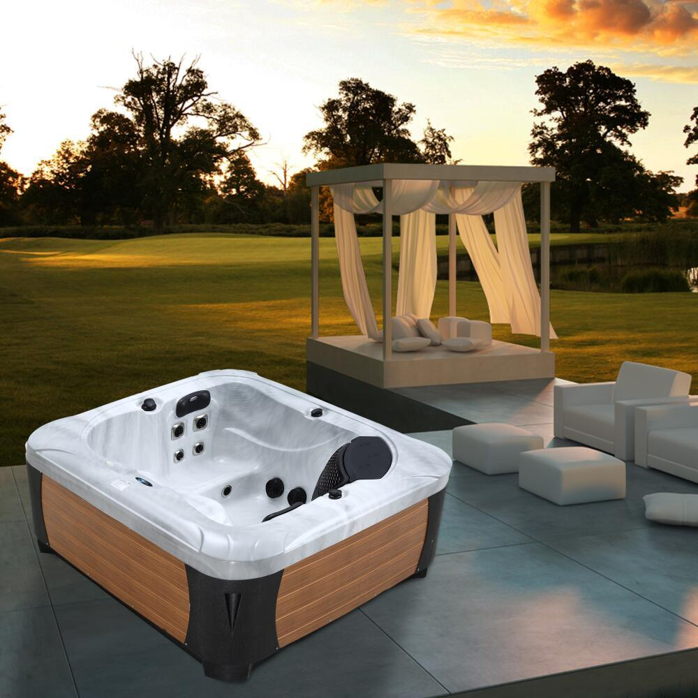 Outdoor Mini Jacuzzi.China Mini 2 Person Outdoor Balboa Control Spa Wholesale Hot