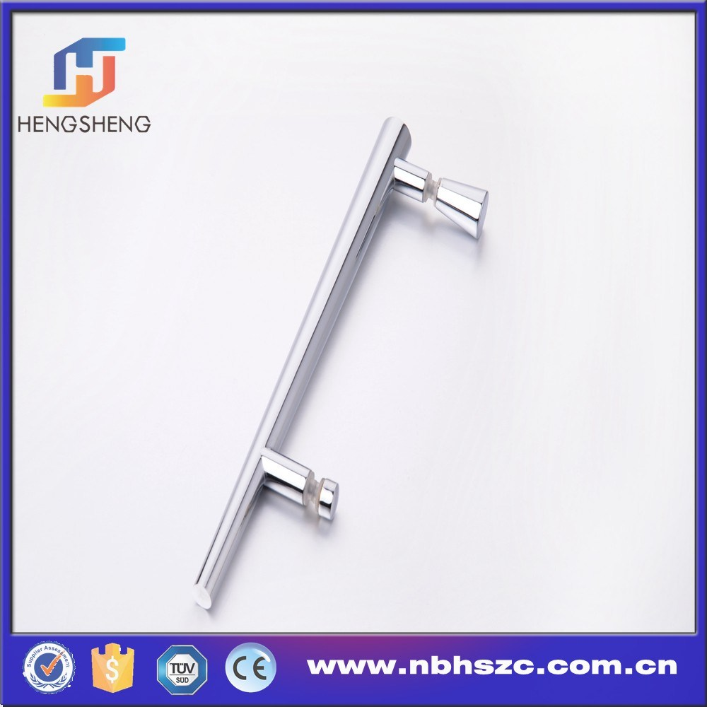 Zamak Hot Sale Shower Glass Door Handle
