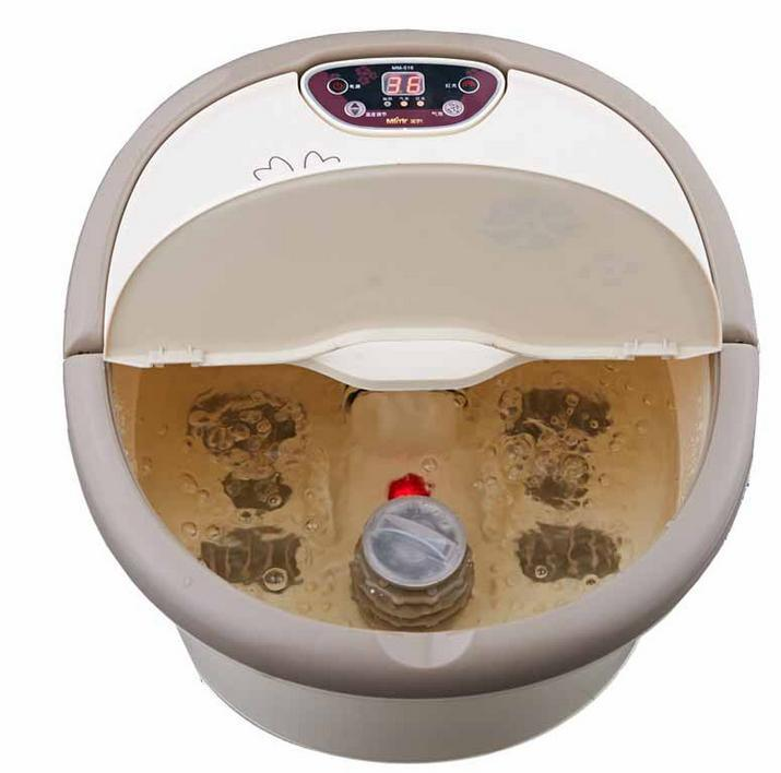 Foot SPA Massager and Foot Bath Type Massage Properties mm-516