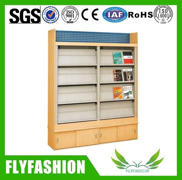 Modern Wooden Library Bookshelfbookcase Library Furniture