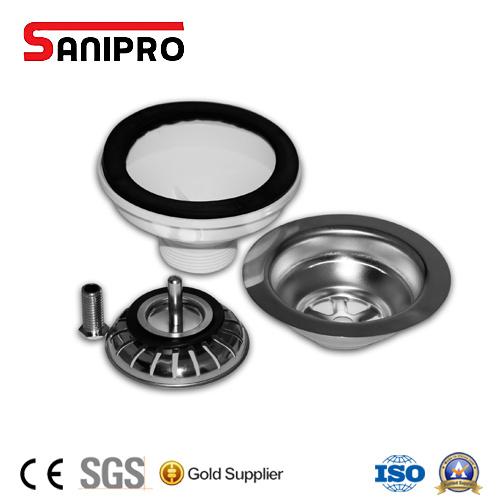China Kitchen Sink Basin Strainer Drain Drainer Waste Plug