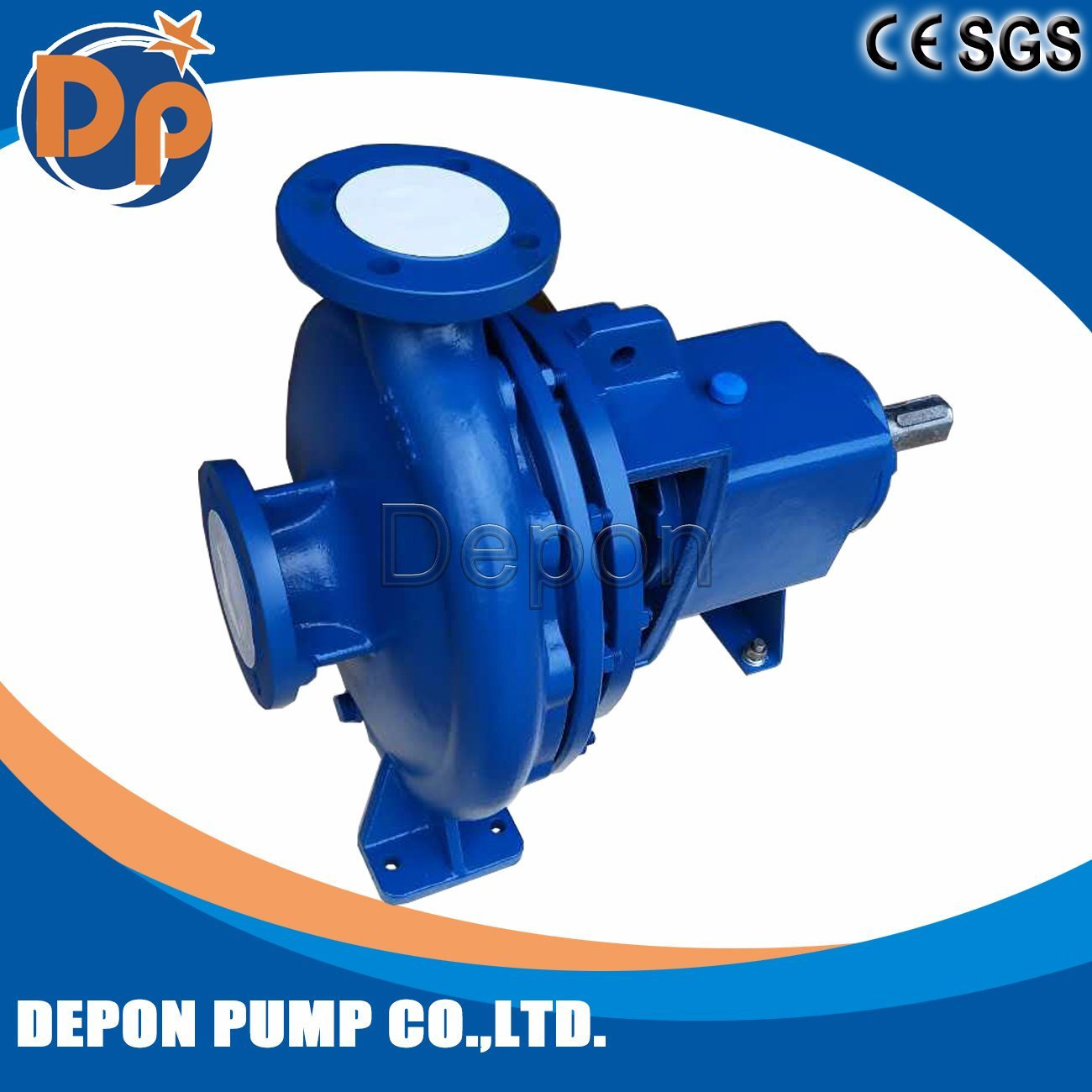 End-Suction Electric Fire Pump Type pictures & photos