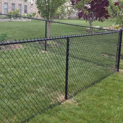 China Used Cheap Yard Chain Link Fence For Sale Garden