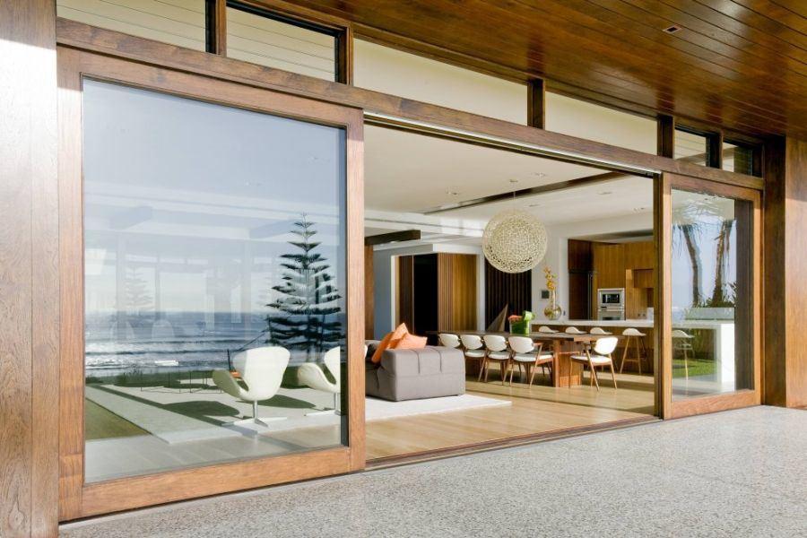 China Topbright Good Design Sliding Patio Door For Sale Photos