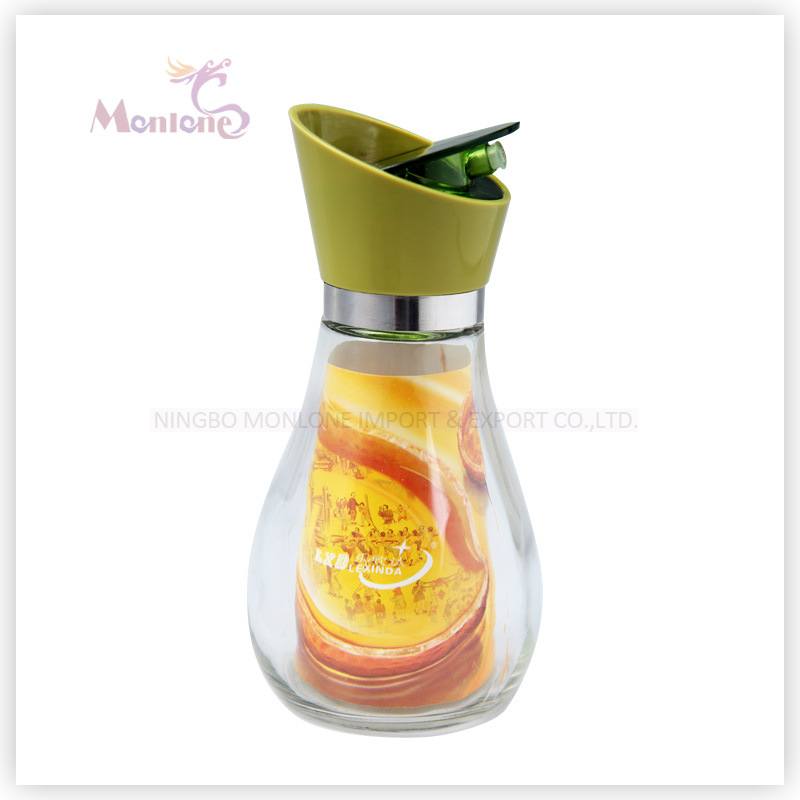 Food Safe Oiler, Glass Cooking Oil Bottle/Can/Pot