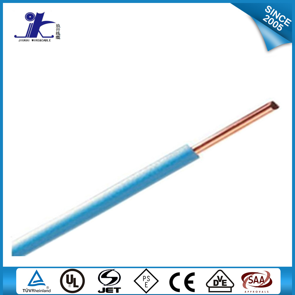 China Thwn Thhn Wire UL Listed Solid Stranded Bare Copper Conductor ...