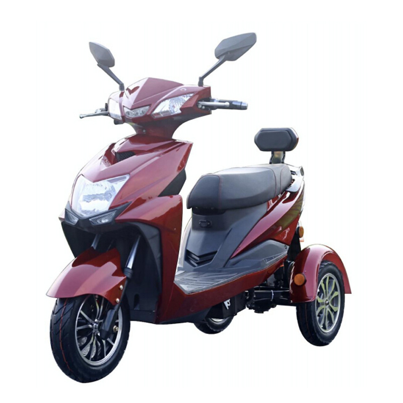 3 Wheel Electric Tricycle Adult Elderly Diasbled Electric Scooter Motorcycle pictures & photos