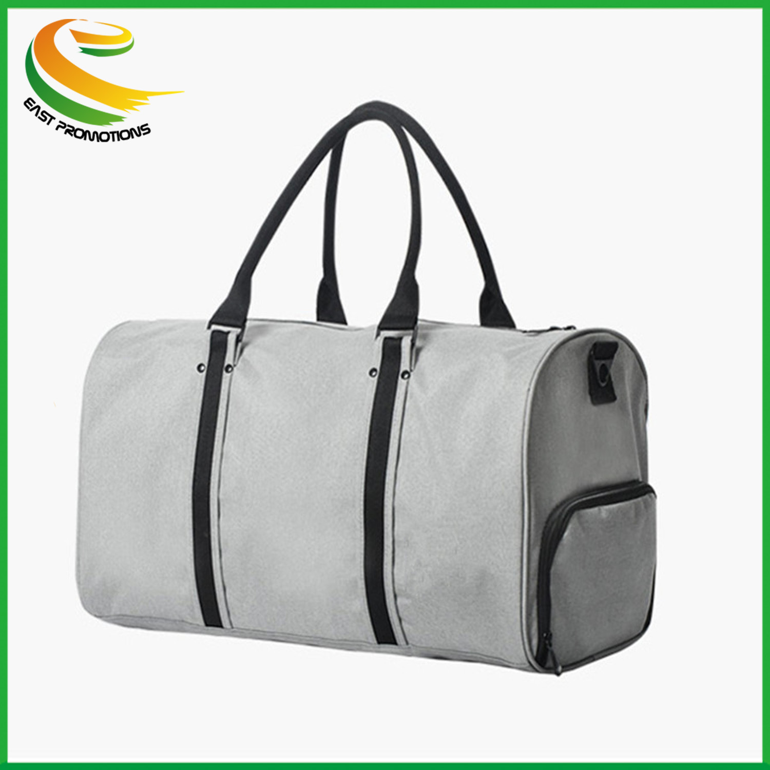 acf827574 Fitness Customized Carry-on Luggage Duffel Gym Bag Polyester Customized  Large Volume Gymnastic Sport Travel Bag with Custom Logo