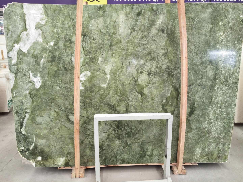 Natural Stone Ming Green Marble Slabs