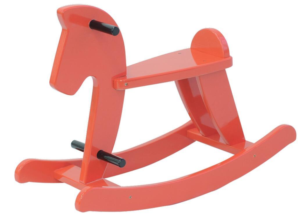 Classic Wooden Rocking Horse Toy