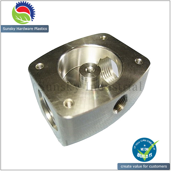OEM Metal Stainless Steel Machining / CNC Precision Machining Turning Parts