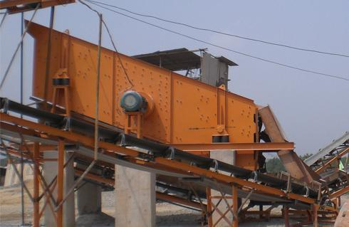 Mine Circular Vibrating Screen