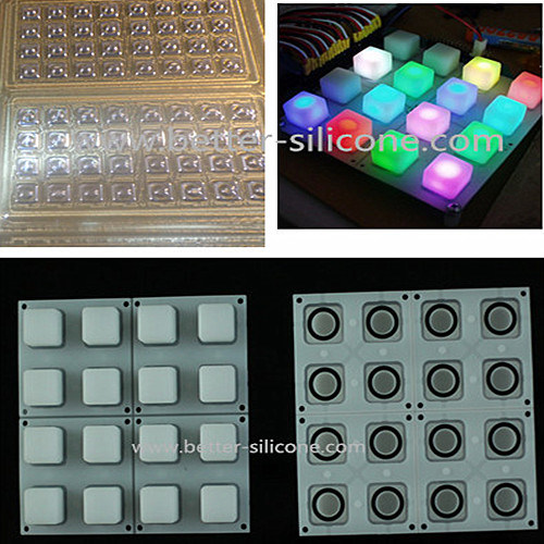 Precision LSR Silicone Rubber Mold Tool pictures & photos