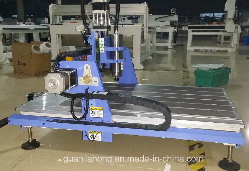 Hiwin Square Rail, Nc Studio, Desktop PCB Drilling and Milling Machine CNC Router 6090