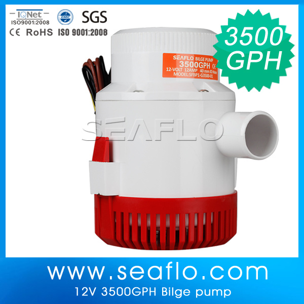 Seaflo 3500gph 12V Low Noise Submersible Motor