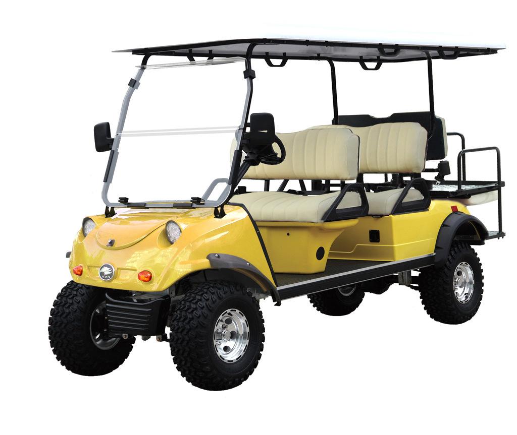 China Mini 6 Seats Street Legal Electric Golf Cart