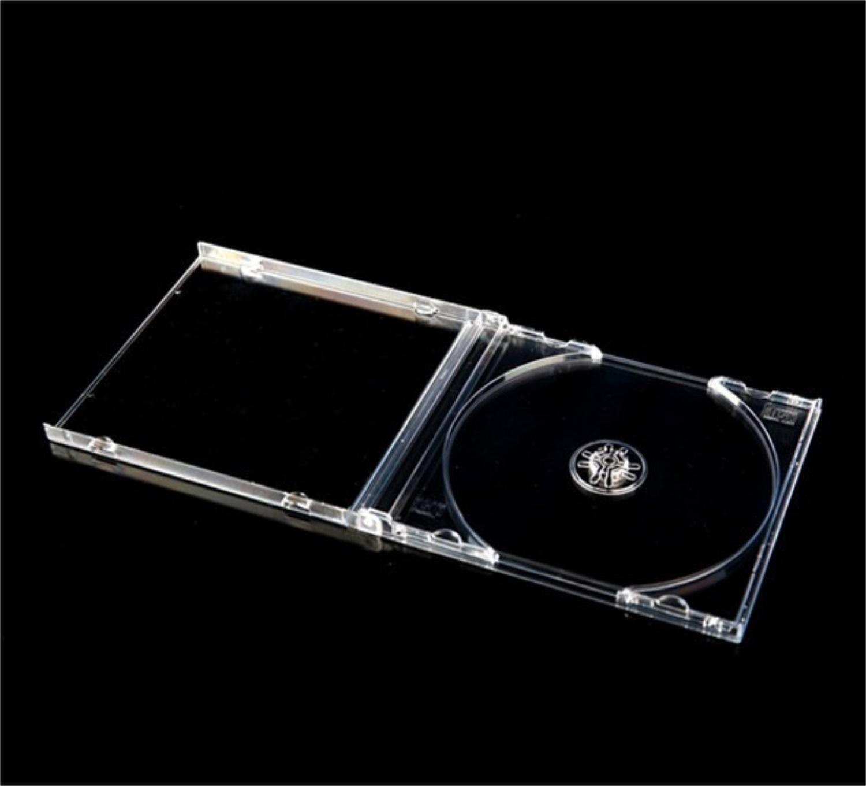 china cd case cd box cd cover plastic cd case plastic cd box 10 4mm