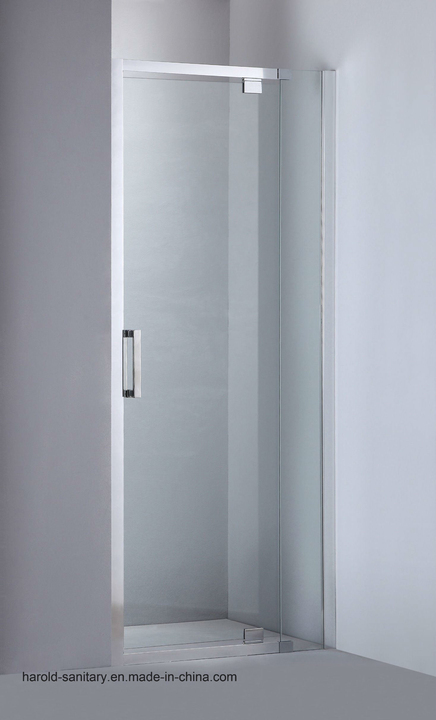 China 6mm Framed Tempered Glass Shower Screen - China Shower ...