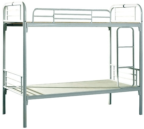 Metal Double Bed Bunk Beds Prison Bunk Bed (BD 34)