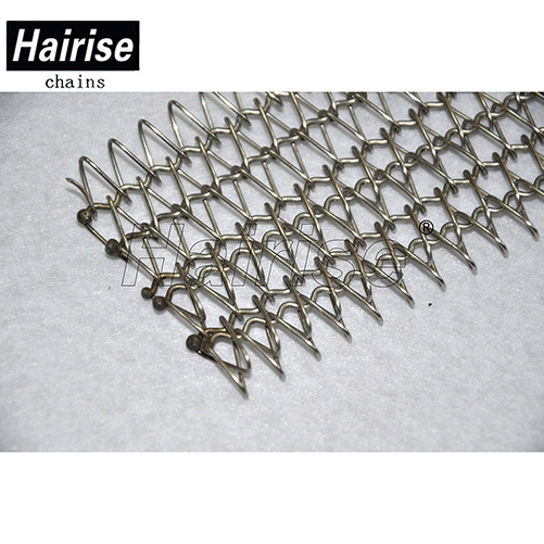 China Ss Stainless Steel Wire Mesh Net Conveyor Belt Photos ...