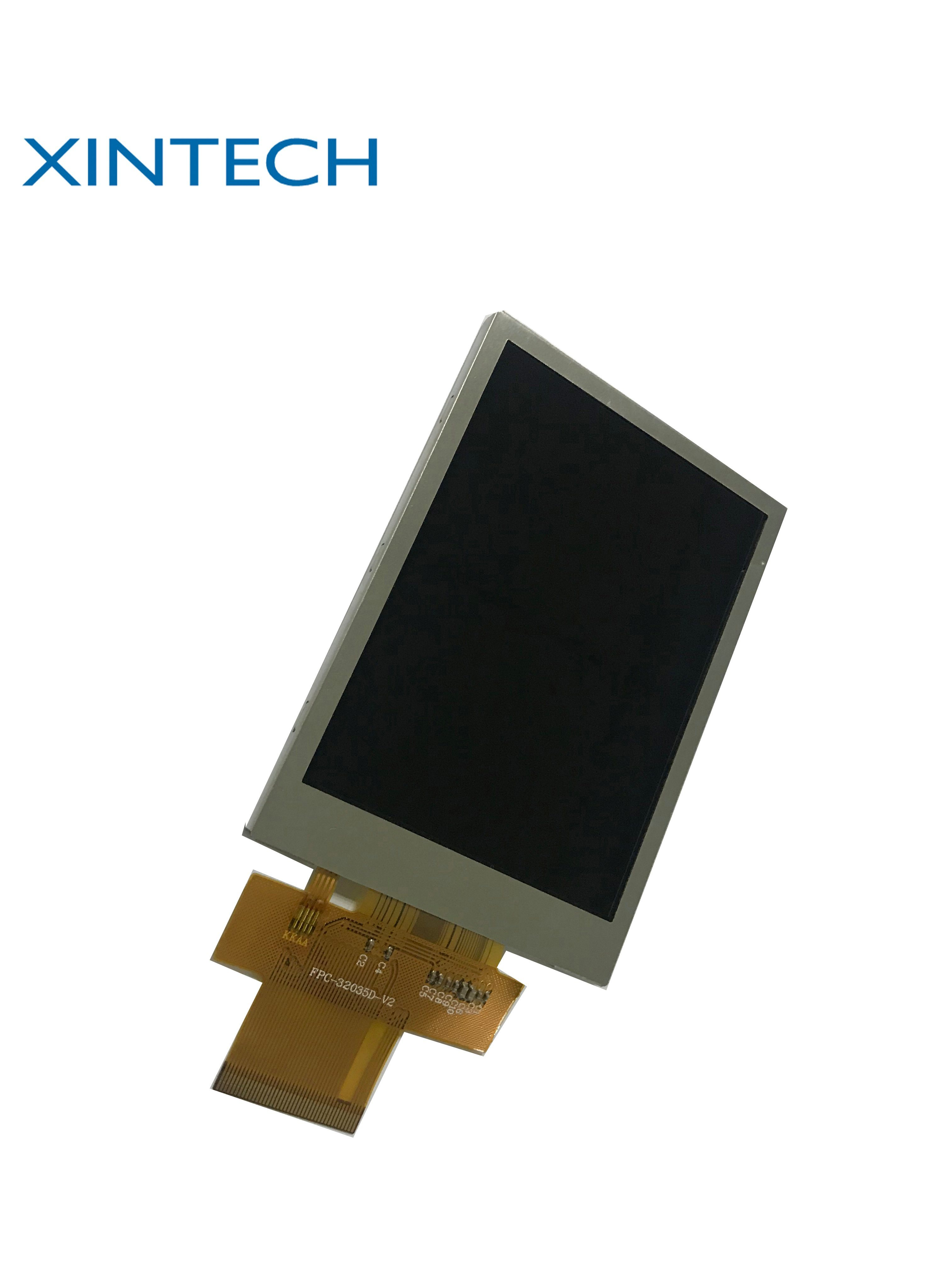[Hot Item] 4 Inch LCD TFT Touchscreen Display with Mipi Dsi Interface for  Iot