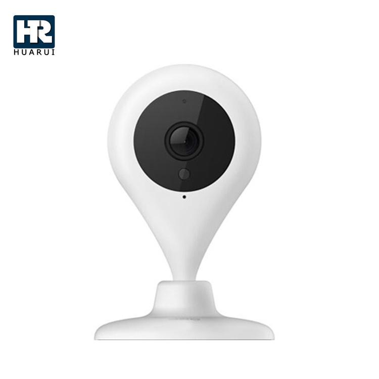 [Hot Item] 2017 Newest Mini Wireless IP Camera with Microphone Speaker