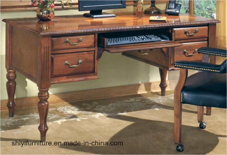 [Hot Item] Living Room Modern Office Desk Luxury Home Office Desk