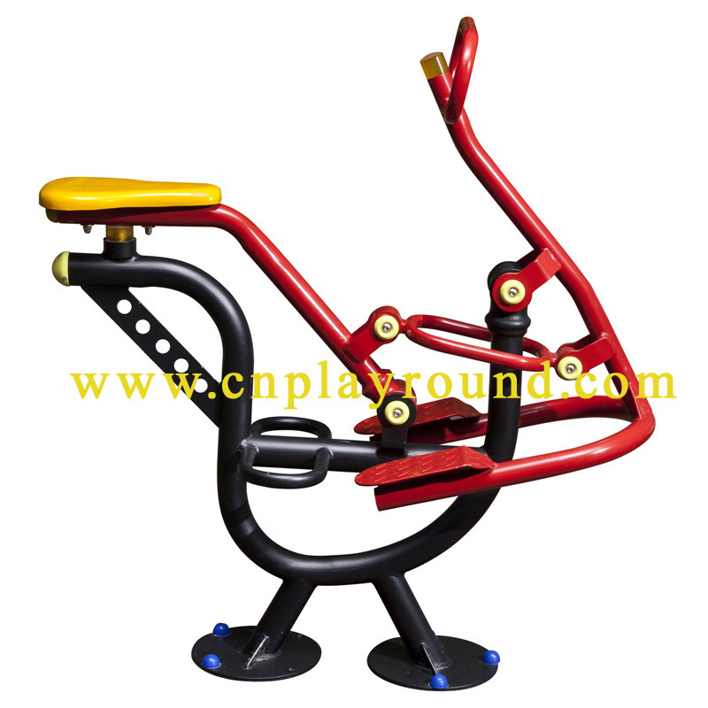Fitness Equipment for Outdoor Fitness as Outdoor Exercise Bike on Stock (HD-12501) pictures & photos