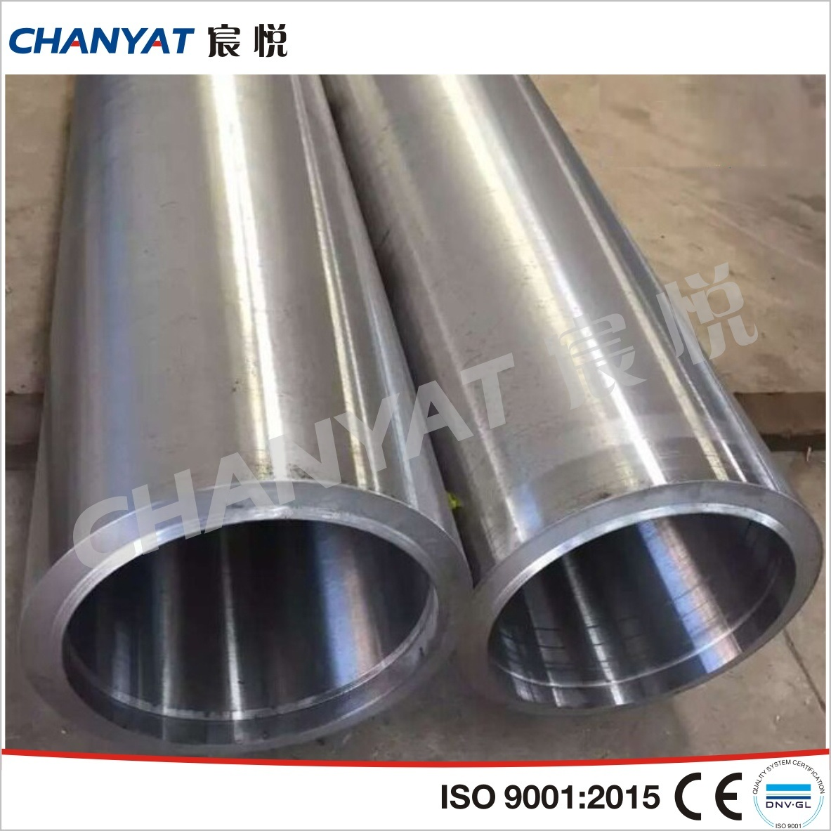 ASME/ANSI Seamless Stainless Steel Pipe pictures & photos