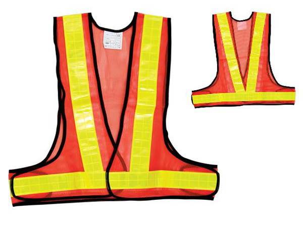 Feflecive Safety Vest (JK36211) pictures & photos