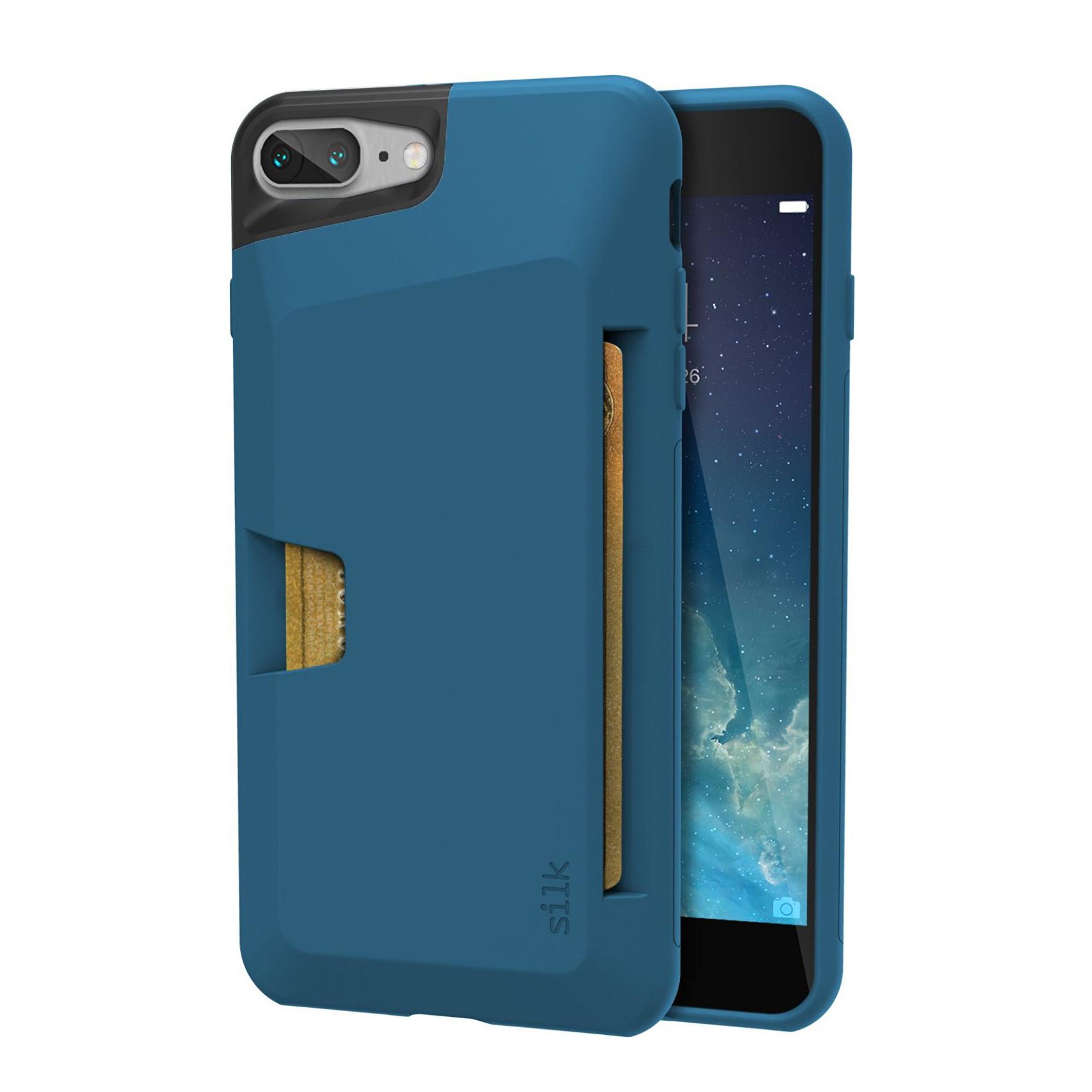 reputable site 0b8ff c7dfe [Hot Item] Vault Slim Silk Wallet Ultra Slim Grip Case for iPhone 7plus
