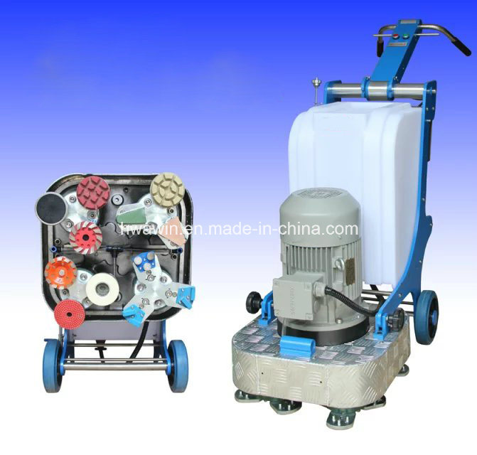 Hot Item Concrete Terrazzo Floor Polishing Grinder Machine