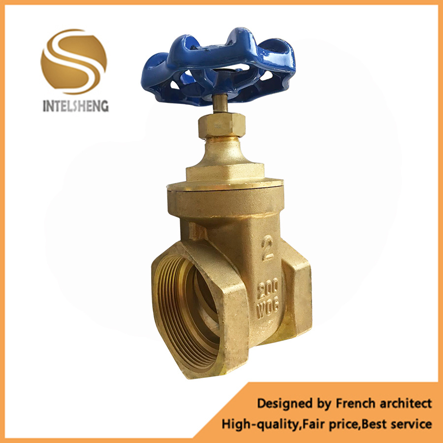 Brass Gate Valve for Water pictures & photos