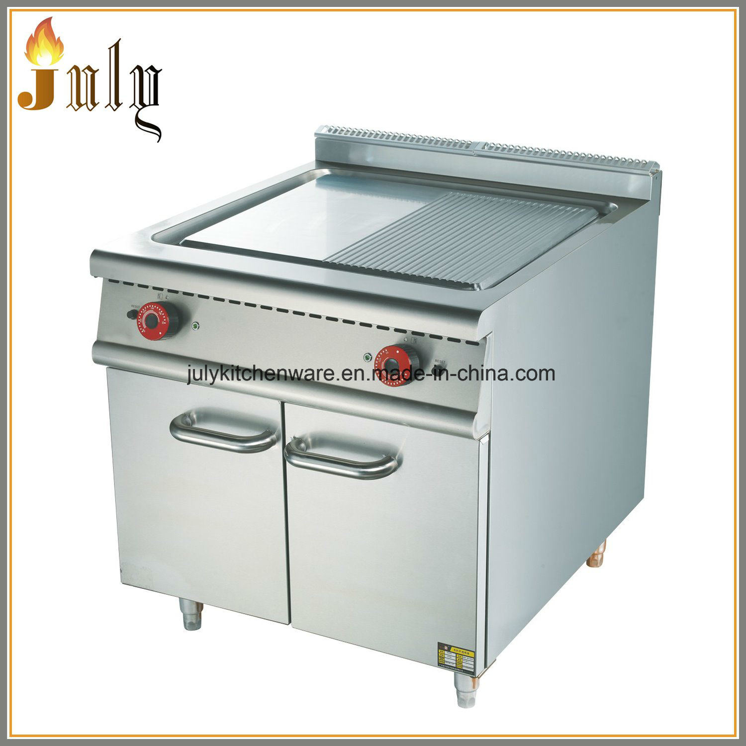 China Upright Electric Griddle for restaurant - China Electric ...