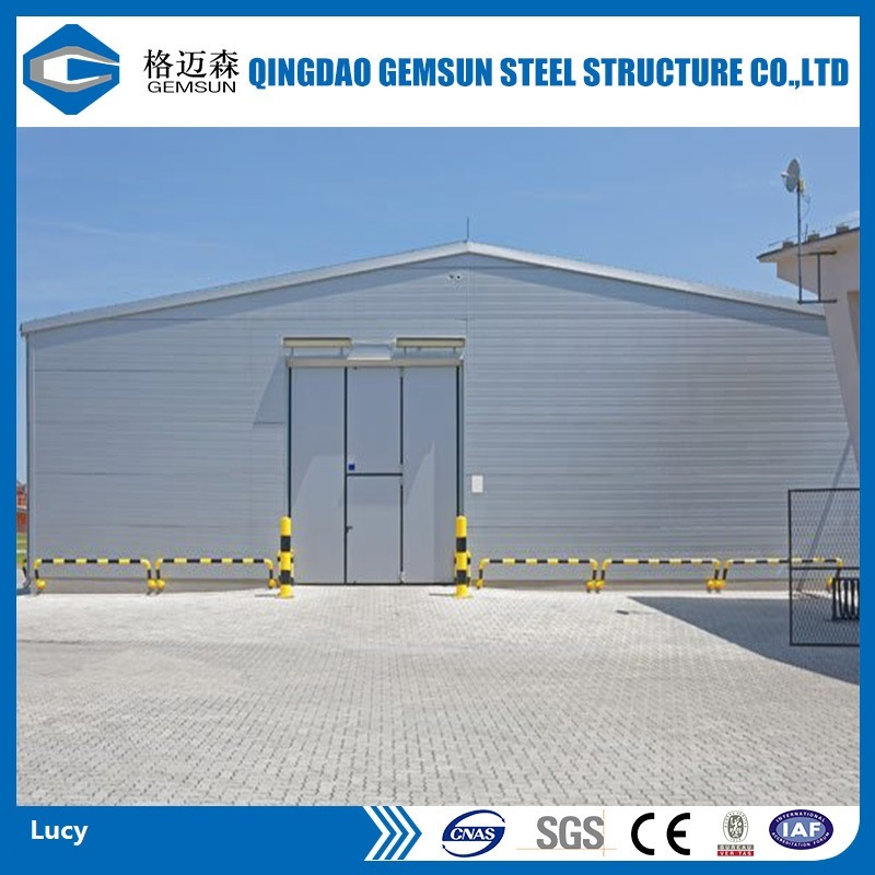 Chinese Supplier Steel Structure Warehouse Building pictures & photos