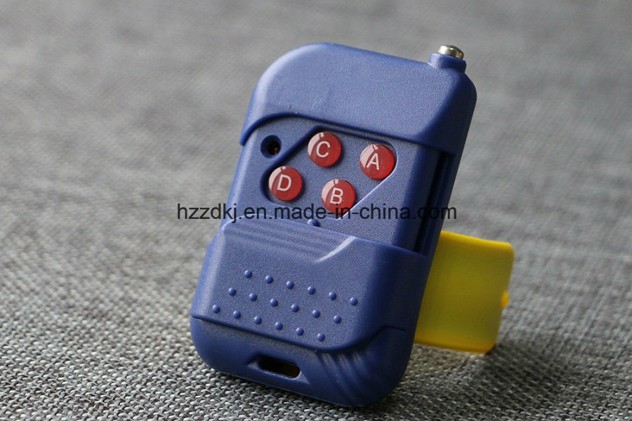 China Four Buttons 315 43392mhz Remote Control For Garage Door