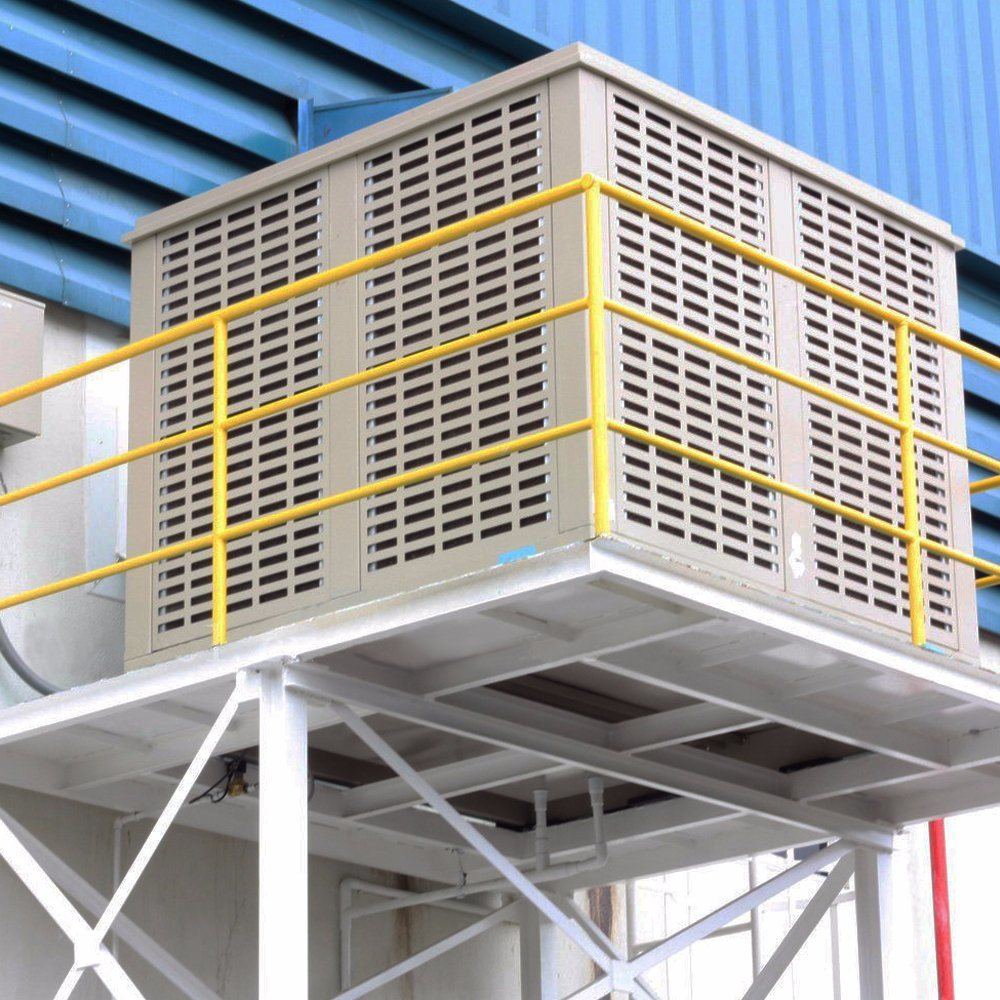 Metal Material Water Air Conditioner Swamp Air Cooler (JH50LM-32S2) pictures & photos