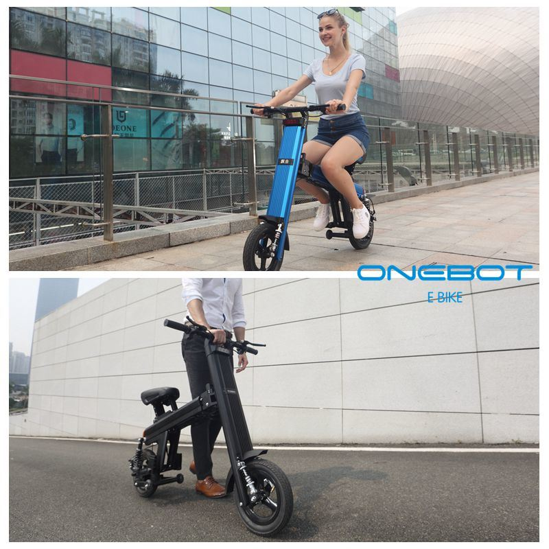 2017 Onebot Folding Electric Scooter, 250W 500W Electric Vehicle Motorcycle
