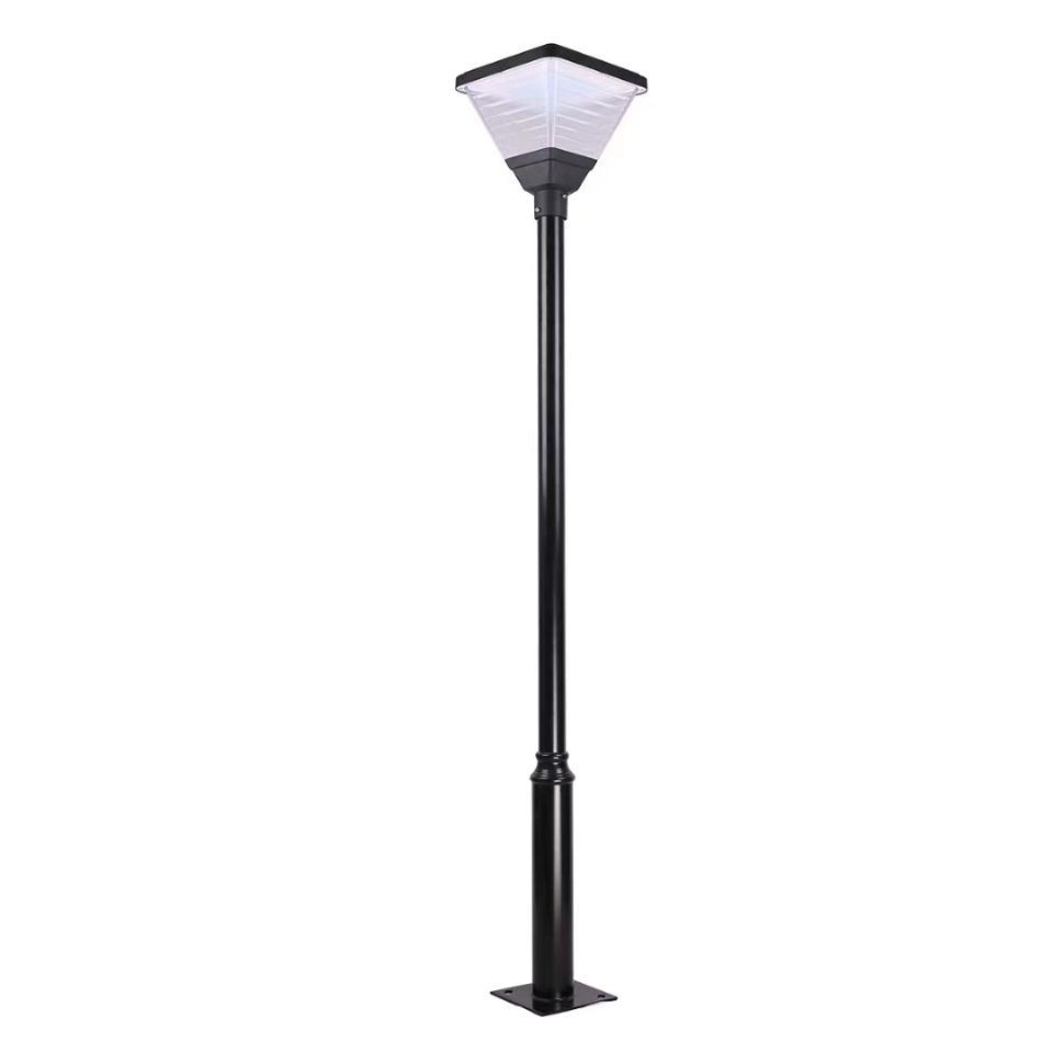 Led Solar Lamp Post Outdoor Bright