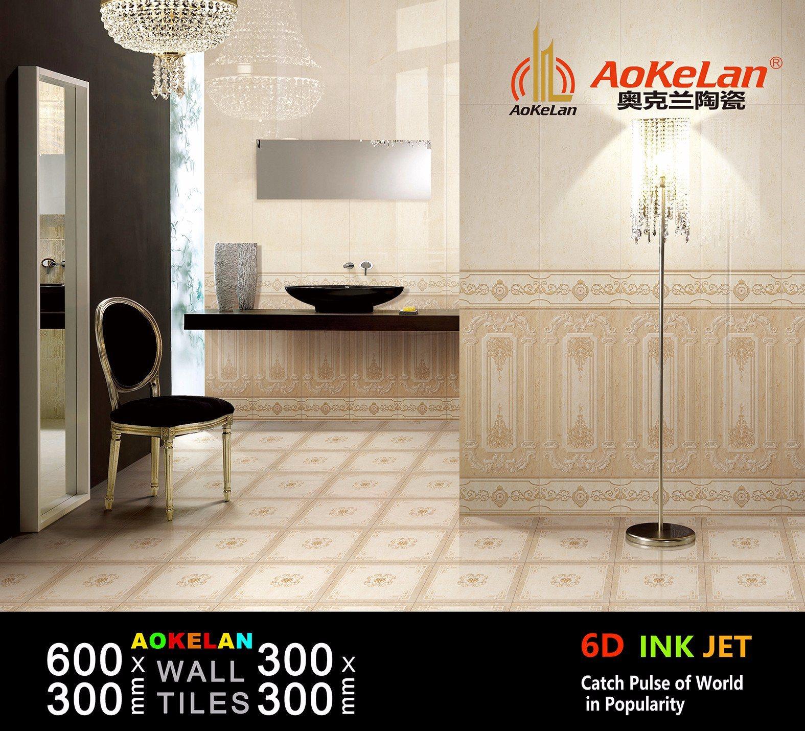 China 6d inkjet glazed ceramic interior wall tile for home china 6d inkjet glazed ceramic interior wall tile for home decoration 30606 china tile bathroom tile dailygadgetfo Images