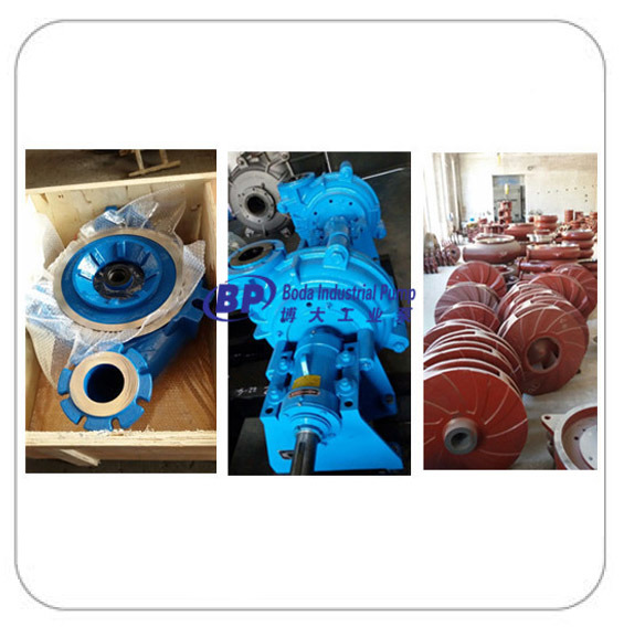 High Quality Electric Mining Gravel Pump