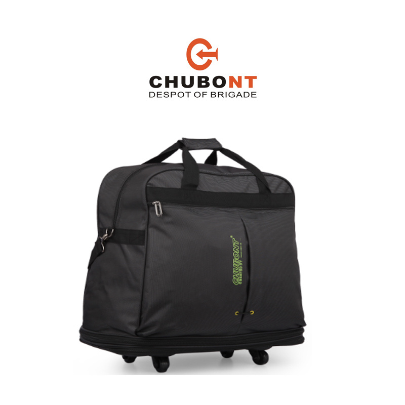 Chubont Sepcial Design 3sizes Expandable Wheeled Shopping Bag pictures & photos