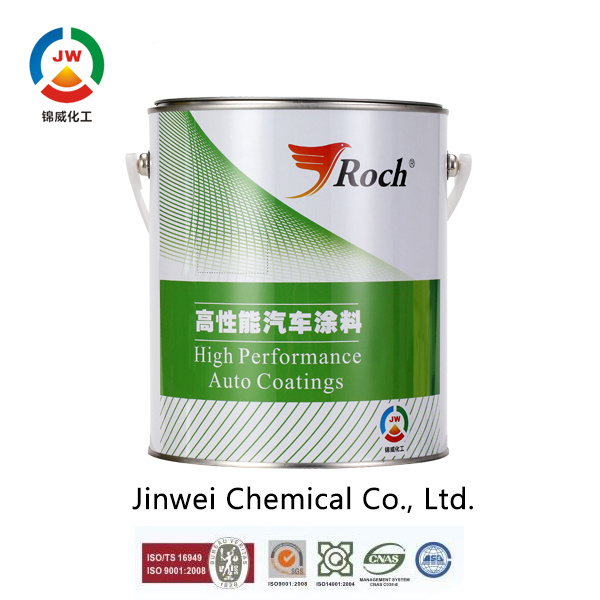 Jinwei All Electrostatic Oil Based Acrylic Paint Metallic Automotive Paint